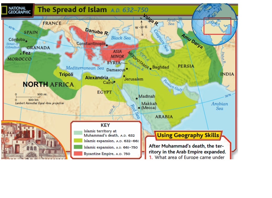 spread of islam essay